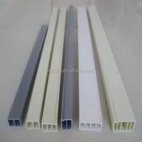 rigid plastic extrusion profile, pvc kitchen skirting