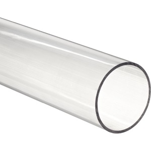Clear Extruded Polycarbonate Tube