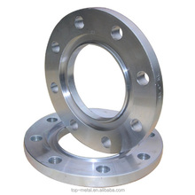CE certificated asme b16.5 weld neck rtj carbon steel flange