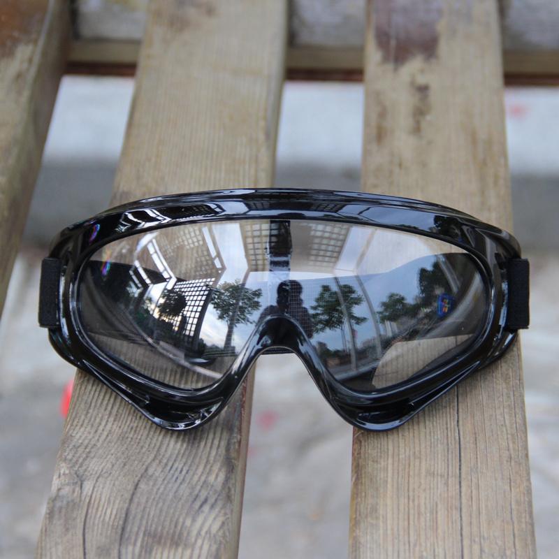 1 пк на открытом воздухе верховая езда мотоцикл очки мотокросс анти-ветер зеркало тактика защитное очки