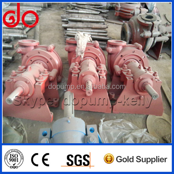 Big Flow Metal Liner Slurry Pumps