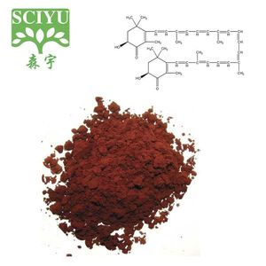 Factory supply 100% Pure Haematococcus Pluvialis Extract Astaxanthin 10% Powder