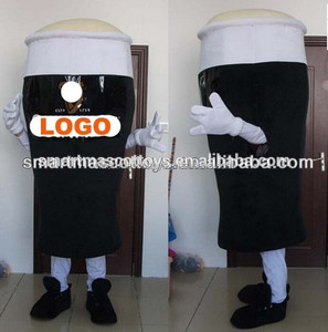 EVA plush material Good visual guinness beer bottle costume adult guinness beer costume
