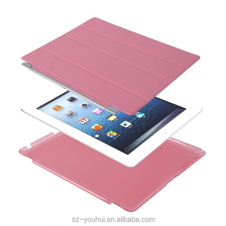 OEM/ODM manufacturer detachable design replacement back cover for ipad 2