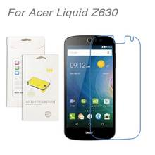 For Acer Liquid Z630,3pcs/lot High Clear LCD Screen Protector Film Screen Protective Film Screen Guard For Acer Liquid Z630