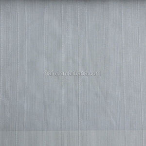 Hotel curtain fabric hand embroidery fabric tulle