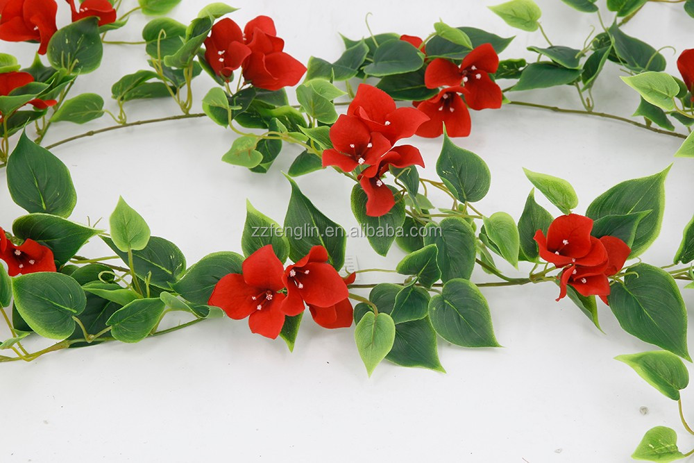 New desinged silk flower garland wholesale artificial bougainvillea new desinged silk flower garland wholesale artificial bougainvillea flower mightylinksfo Choice Image
