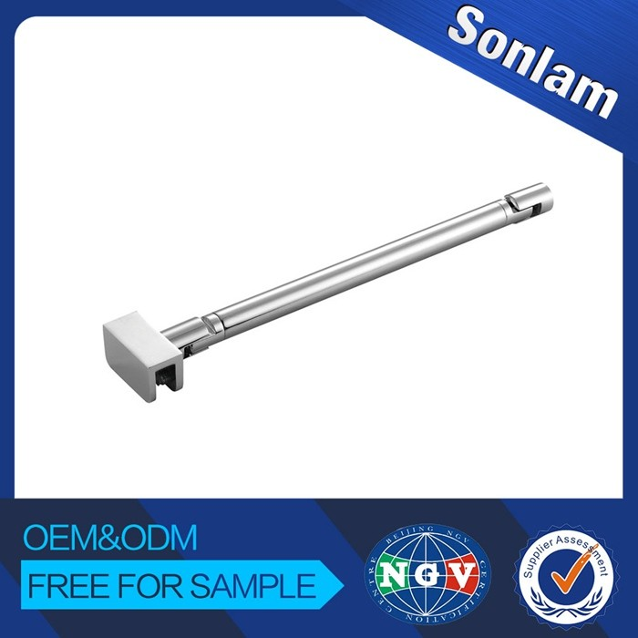 Sonlam Elegant Top Quality Customize ISO high quality shower curtain rod