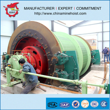 underground mine shaft hoisting equipment for sale