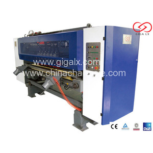 GIGA LXC 250N NC High Speed Thin Blade Slitter Scorer And Corrugated Recycling Paper Line