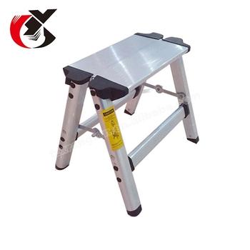 Excellent Work Platform Portable Folding Aluminum Foot Metal Step Foldable Stool En131 Sgs Buy Aluminum Stool Aluminum Folding Step Stool Folding Stool Ibusinesslaw Wood Chair Design Ideas Ibusinesslaworg