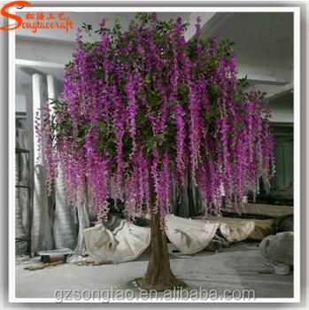 Songtao Produk Baru Buatan Merah Muda Pohon Wisteria Ungu Wisteria Tanaman Putih Dan Merah Bunga Wisteria Buy Buatan Wisteria Pohon Bunga Tanaman Dijual Buatan Pohon Besar Product On Alibaba Com
