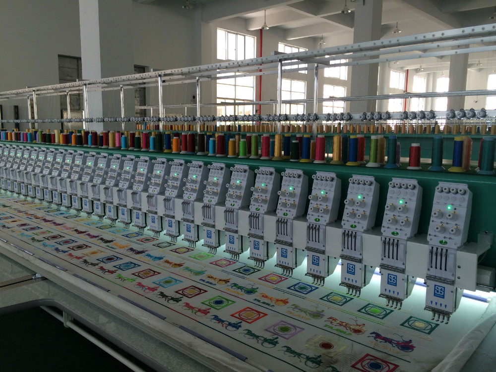 Used Embroidery Machines For Sale >> Jinsheng Taping Computer Embroidery Machine Price - Buy Computerzied Embroidery Machine Price ...