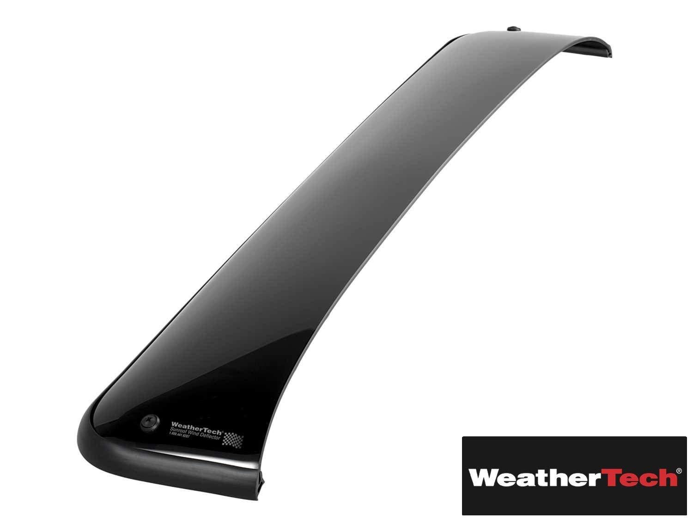 Sunroof Wind Deflector Visor Rainguard Dark Tint - Fits Lexus GS350-2007 2008 2009 2010 2011   07 08 09 10 11 (WEA-CXY-443)