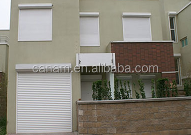 High quality and nice aluminum alloy rolling shutter door