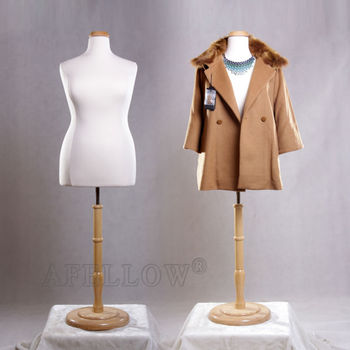 Afellow Female Mannequin Maniqui High Quality Upper Body Adjustable