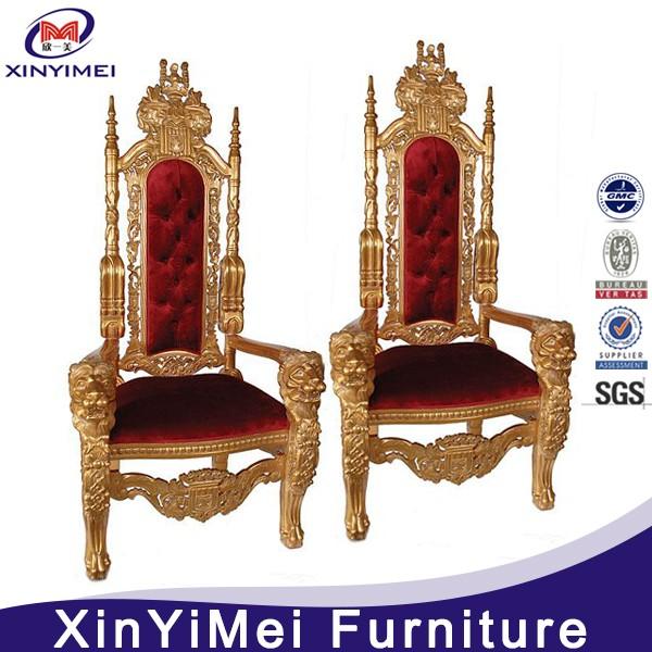 royal de mariage chaise tr ne roi sur vente chaises de salon id de produit 60206928193 french. Black Bedroom Furniture Sets. Home Design Ideas