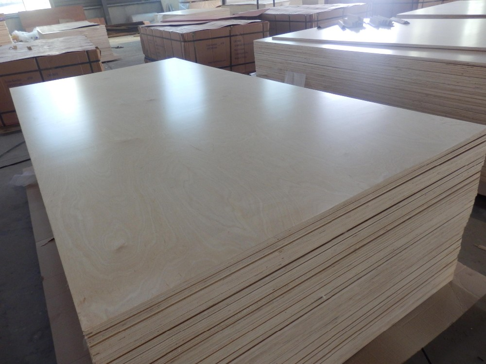 Uv plywood for cabinets 18mm uv coated birch plywood for Furniture grade plywood