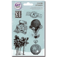 Scrapbooking Self-inking Toys And Gift Custom Clear Stamp For Craft