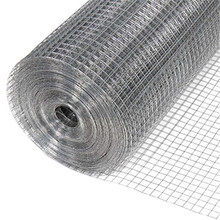 Alibaba hot sale Hot dipped galvanized welded stucco wire mesh rolls (Made in China)