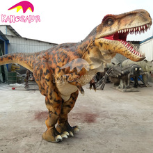 KANO4074 Show Display Animatronic Dinosaur Costume Adult