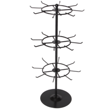 3 strati Calzini espositore/appeso metallo calze <span class=keywords><strong>display</strong></span> stand/Metal rack per negozi