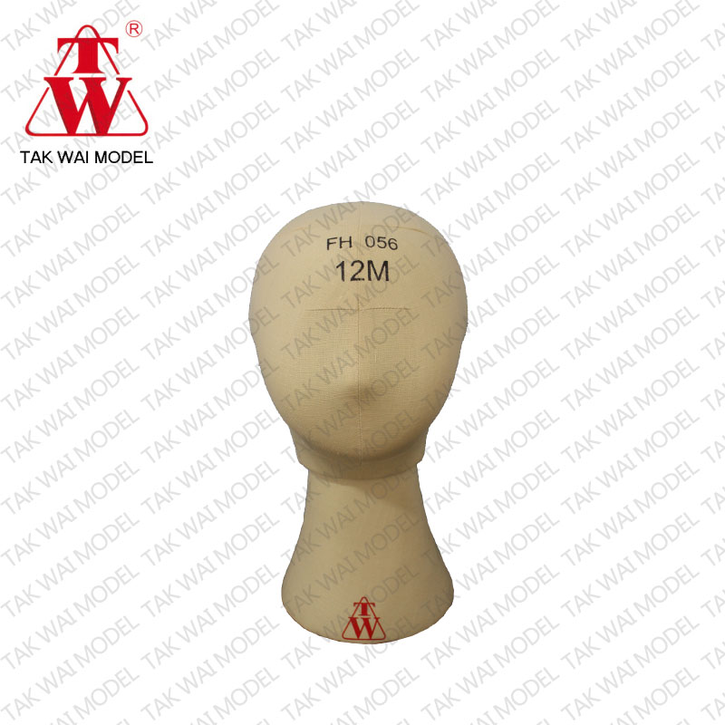 Child mannequin head for 12M