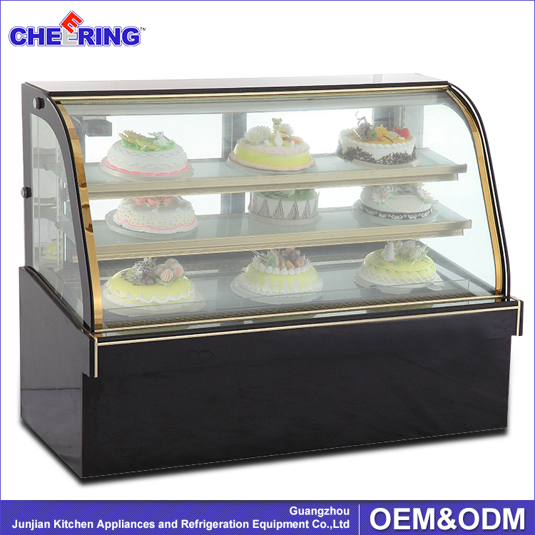 Used Cake Display Refrigerator