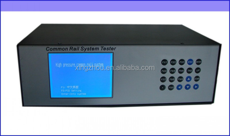 2017 new wholesale diesel common rail injector tester pump test bench