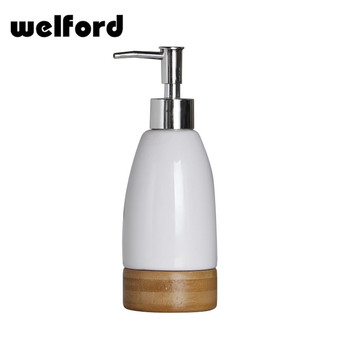 Many Years Factory Automatic Refillable Decorative Foaming Soap Dispenser