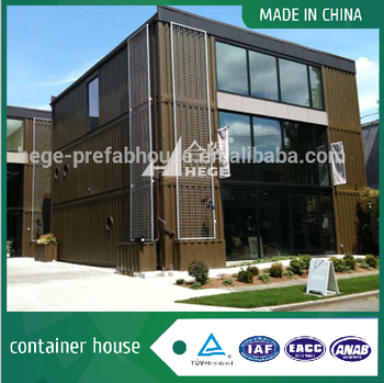comfortable container module house
