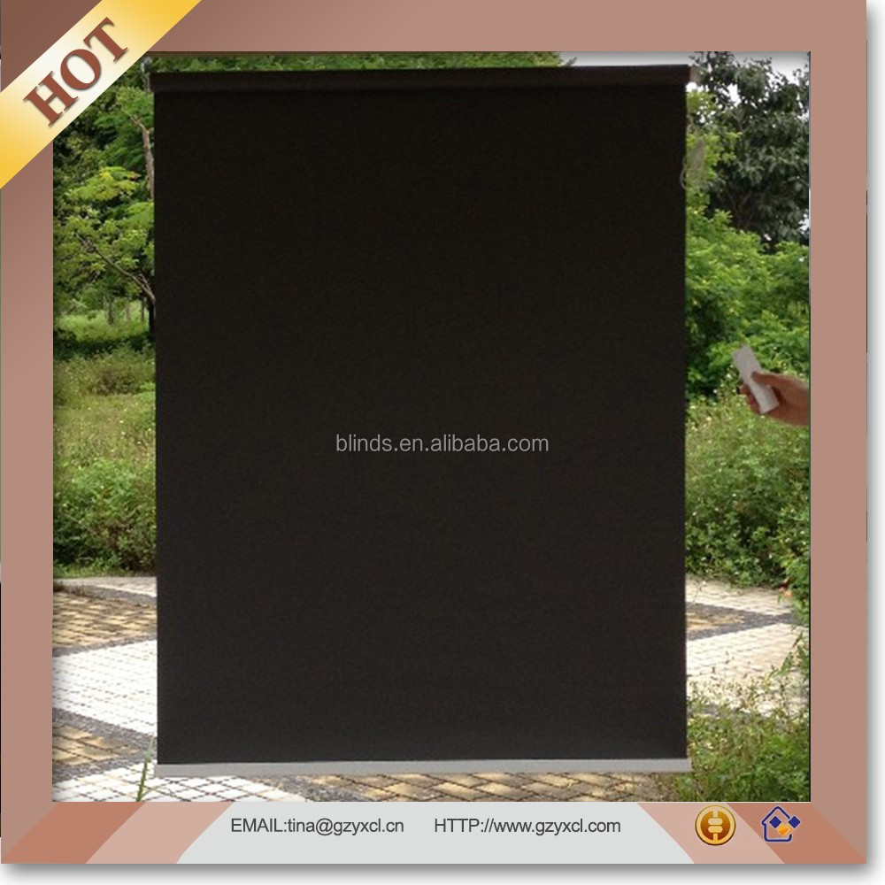 High Quality Smart Motorized Curtain