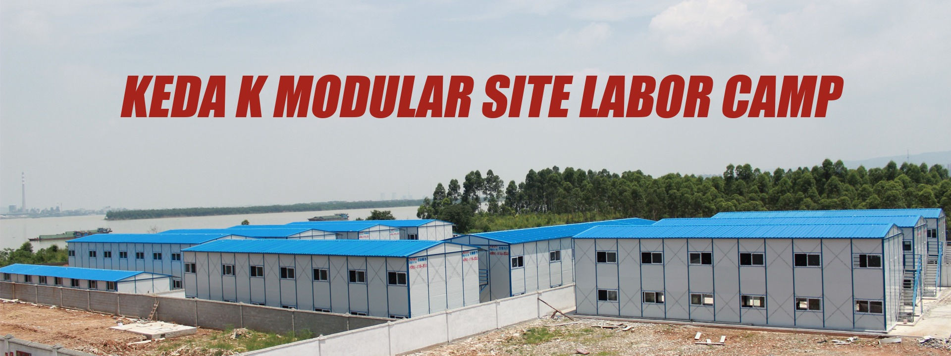 Attractive Foshan Keda Light Steel Housing Systems Co., Ltd.   Prefab House,  Prefabricated Home