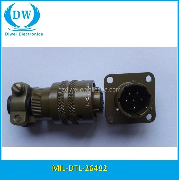 China ip67 waterproof military connector 26482