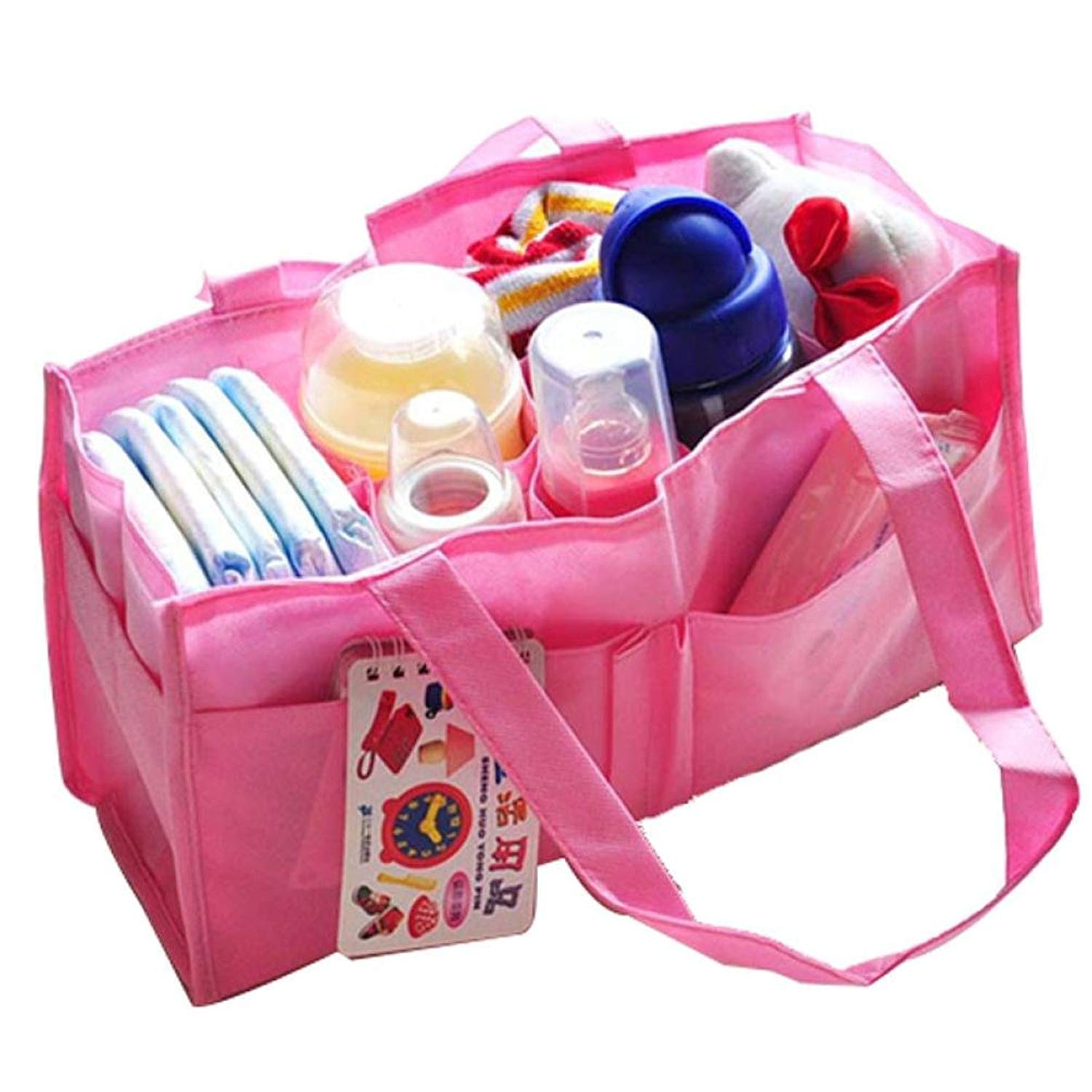 Womens Bag Messenger Bag Mummy Bottle Storage Maternity Bag Fashion Handbag Faionny