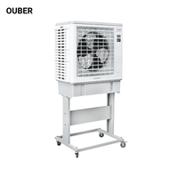 Ouber central air conditioning units with air purifier and humidifier philippines air cooler new model