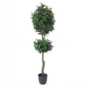 LXY082431 two layer foliage plants cheap artificial olive trees artificial olive bonsai