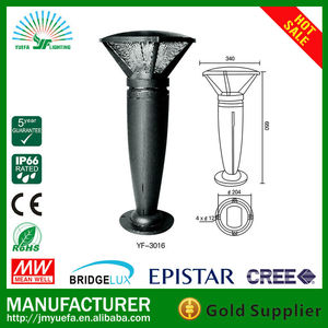 LAWN LAMP FOR RESIDENTIAL AREA 10w 20w 30w led bollard light explosion-proof garden villa led lawn lighting