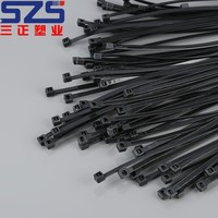 Heavy Duty 9.0x550 600 650 720 760 800 850 900 1000 1200mm Length UL Nylon Cable Tie for Black & White