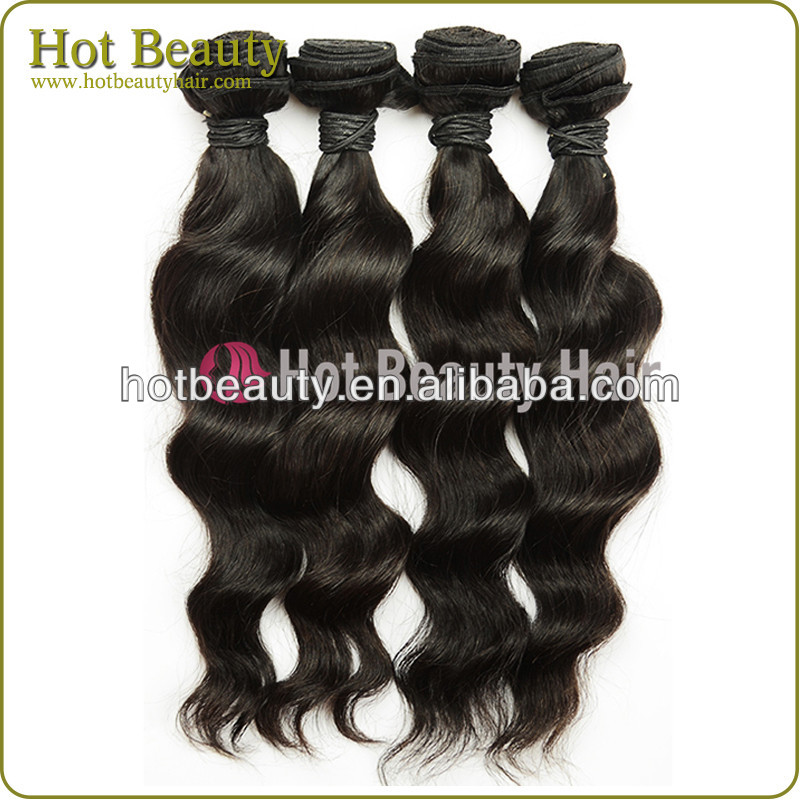 Very nice shape and full end thailand human hair