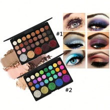 Oogschaduw 29 Colorcs glitter palette <span class=keywords><strong>cosmetica</strong></span> make <span class=keywords><strong>producten</strong></span> private label eyeshadow palette