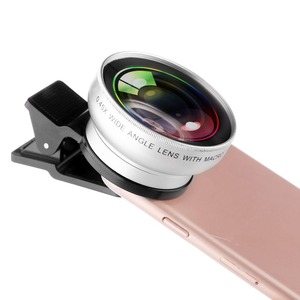 2017 Hot Sale Mobile Camera Lens Clip Lens for Iphone 7 for Iphone 6