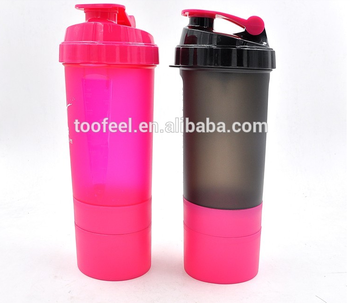 Joyshak 600ml Gym Sports Plastic Custom Shaker Bottle Joyshak Wholesale