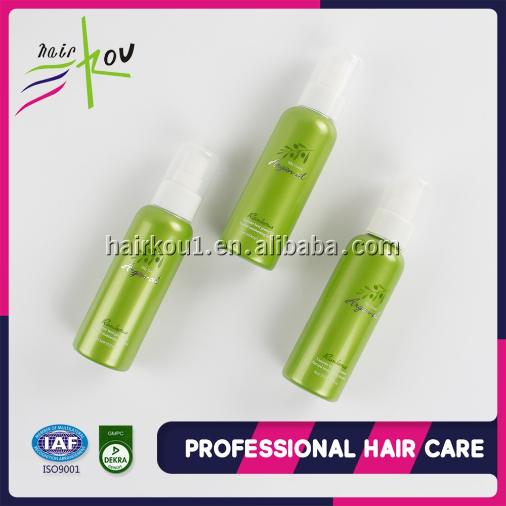 shampo brands OEM product high quality herbal hair care Argan oil shampoo