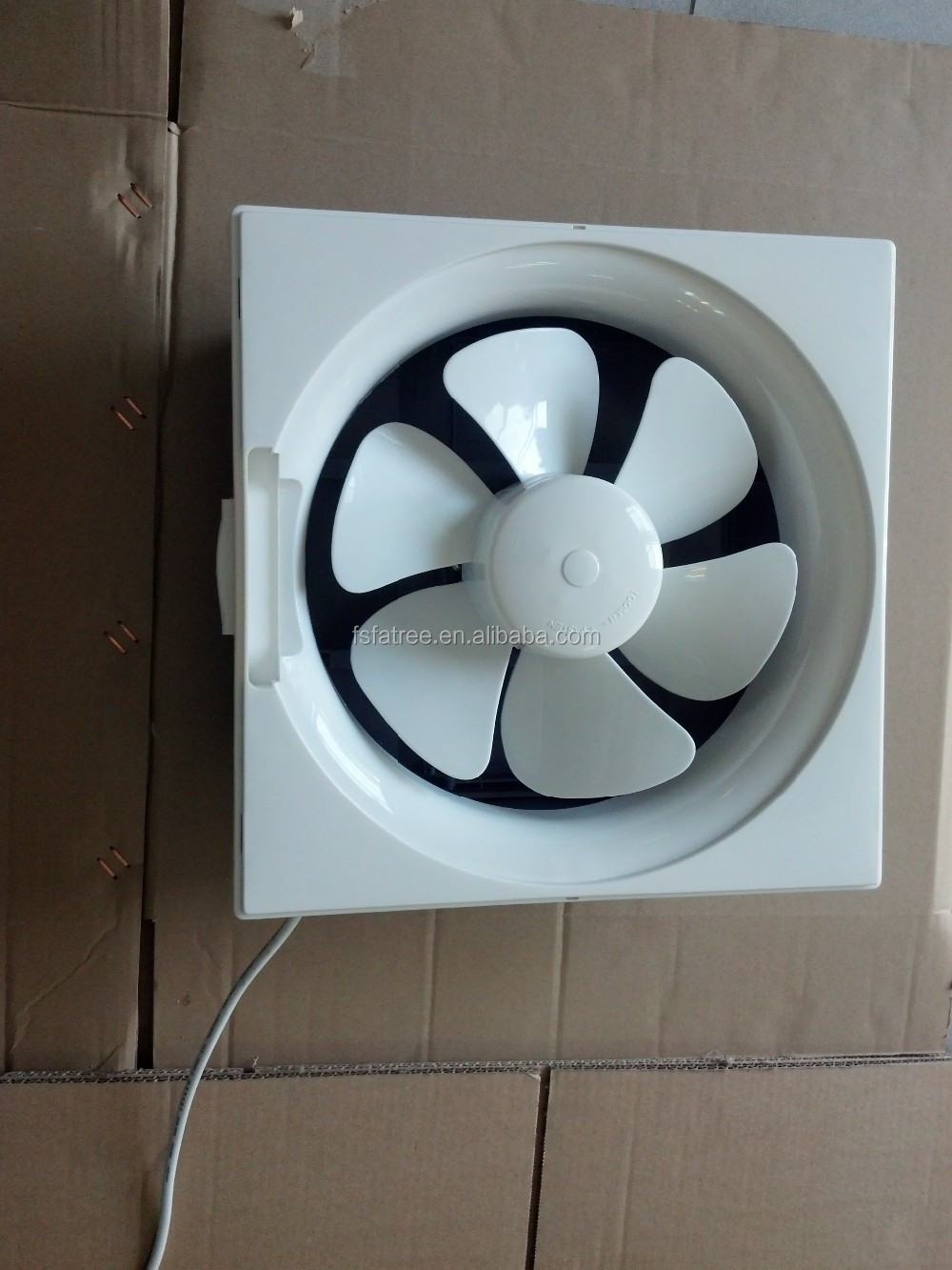 Air Flow Exhaust Fan Wall Mount 12 Inch Ventilation Fan