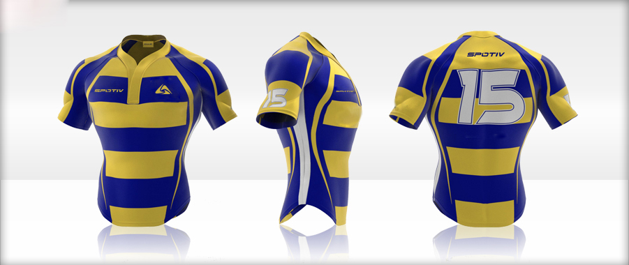 c4baa820638 100% Polyester Cool Dry Rugby Jersey Authentic Rugby Jersey - Buy ...