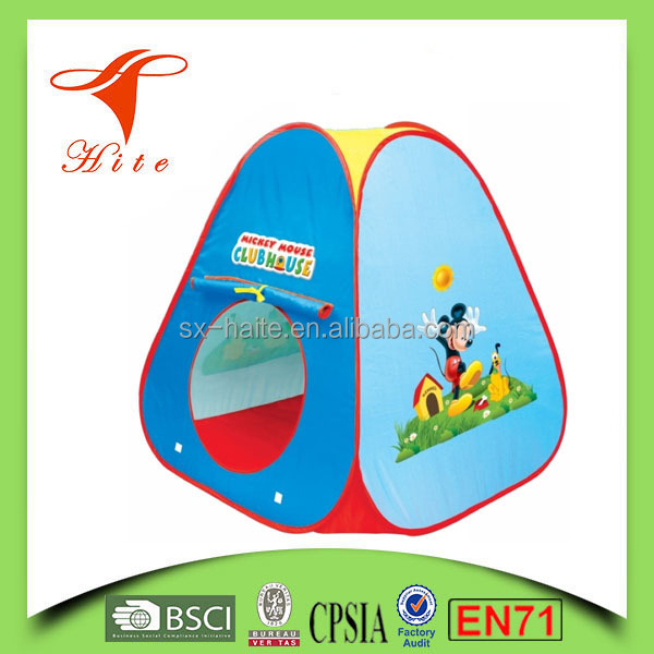 Pop Up Mickey Mouse Kid Play Tent Child Play Tent - Buy Kids Play TentKid Play TentChild Play Tent Product on Alibaba.com  sc 1 st  Alibaba : mickey tent - memphite.com