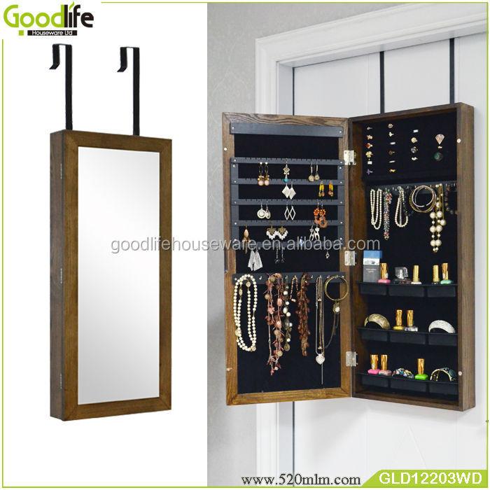 kleine gr e h ngen spiegel schmuck schrank gro handel holzschrank produkt id 60135782580 german. Black Bedroom Furniture Sets. Home Design Ideas