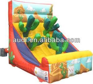Western Theme Supa Hoopla inflatable game