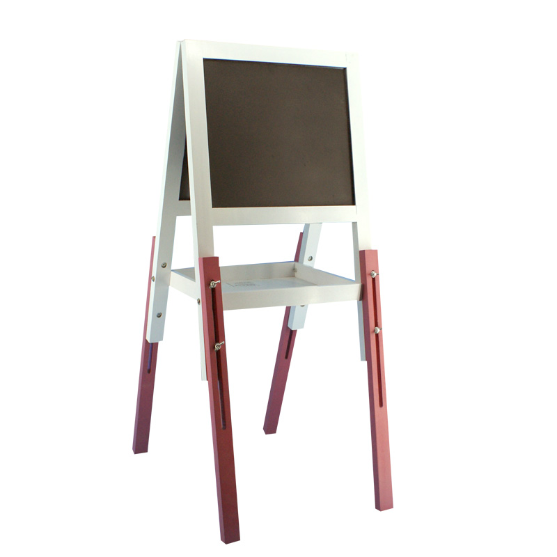 Folding wooden sketching easel